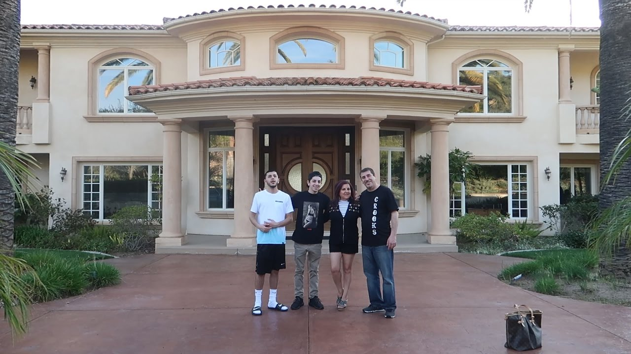 Faze Rug's House in Poway, CA Bought